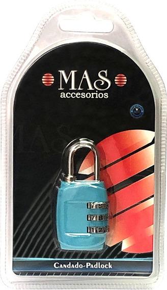 Candado Maletero Seguridad Combinacion, Locker