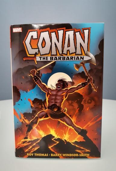 Conan The Barbarian Marvel Omnibus Vol. 01