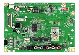 Mainboard Lg 49lj5100-uc Ebt64559802 Tarjeta Madre