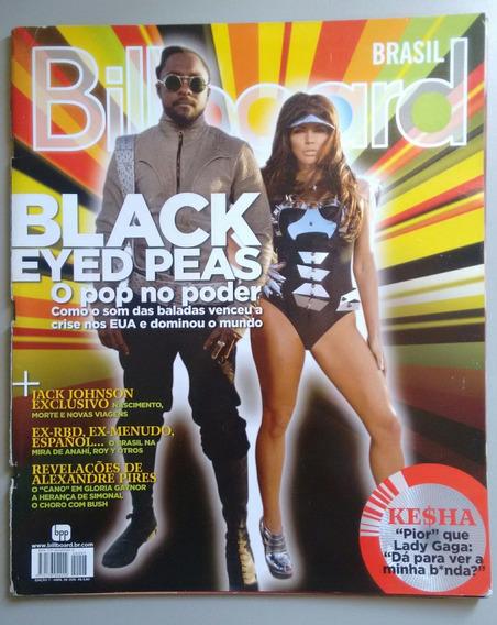 Revista Billboard 7 Black Eyed Peas Alexandre Pires Y057