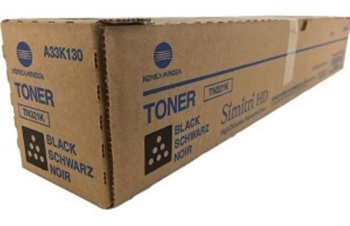 Imagen 1 de 1 de Toner Konica Minolta C224/284/364tn321k Original Color Negro