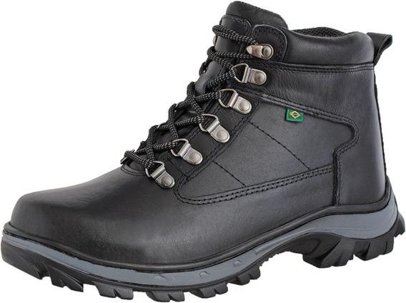 Bota Trilha Adventure Cano Baixo Ibituruna Df Boots - 800