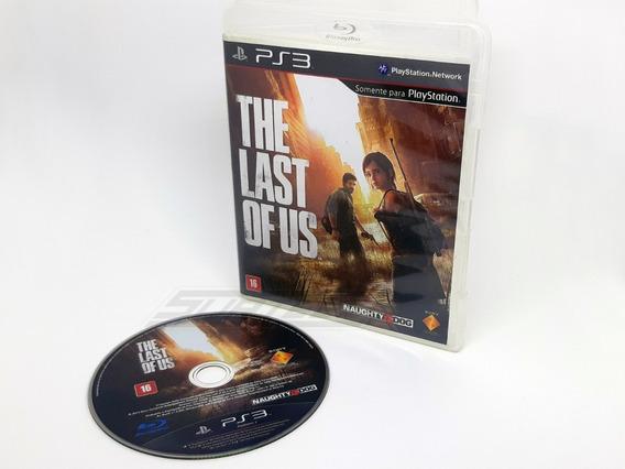 The Last Of Us - Ps3 Mídia Física Cd
