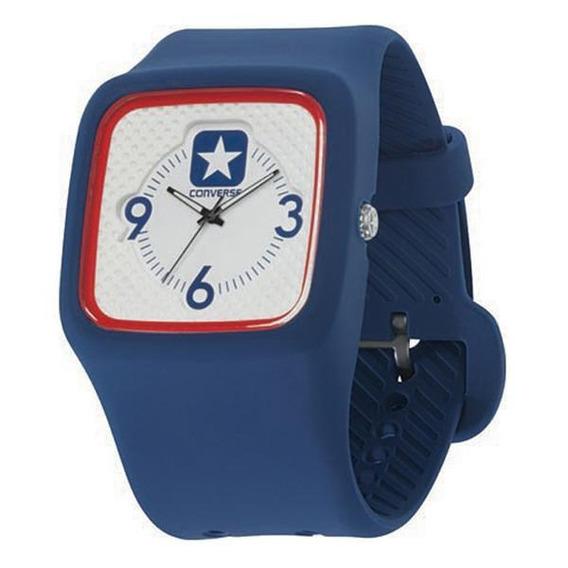 Relógio De Pulso Converse Clocked Ii - Azul Marinho
