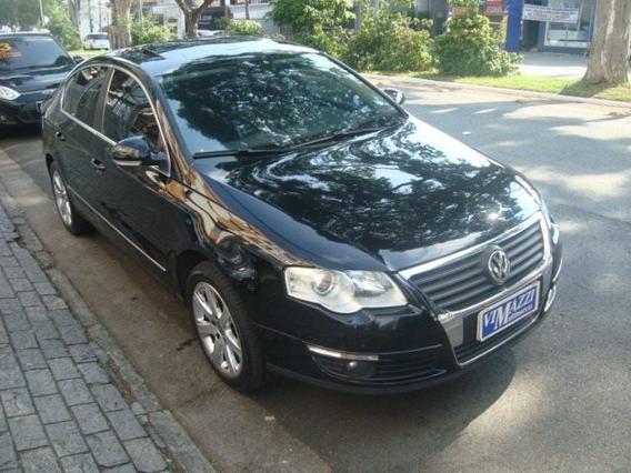 Volkswagen Passat 2.0 Fsi Comfortline 16v Turbo Gasolina 4p