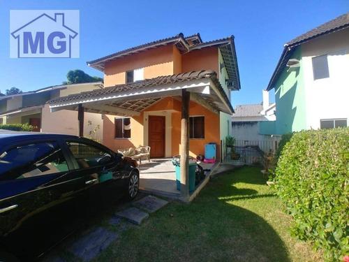 Imagem 1 de 30 de Casa Com 3 Dormitórios À Venda, 125 M² Por R$ 450.000,00 - Glória - Macaé/rj - Ca0203