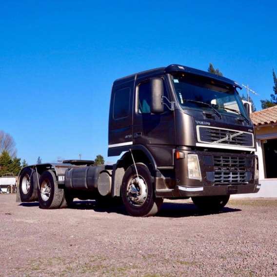 Camion Volvo Fm 370 ´09 Tractor Balancin 6x2 $ 2750000