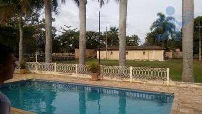 Chácara Residencial À Venda, Campestre, Piracicaba. - Ch0008
