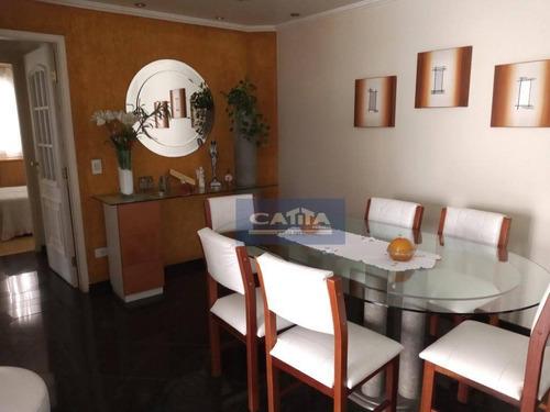 Imagem 1 de 30 de Apartamento À Venda, 90 M² Por R$ 478.000,00 - Tatuapé - São Paulo/sp - Ap21267