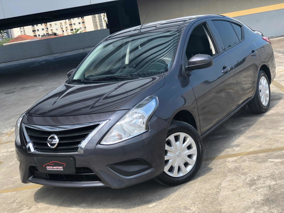 Nissan Versa 1.0 12v Conforto 4p 2019