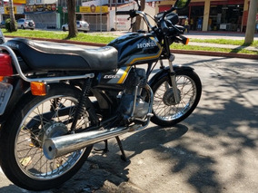 Honda Cg 125cc Ecco