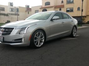 Cadillac Ats 4 Cilindros Turbo Factura De Chevrolet