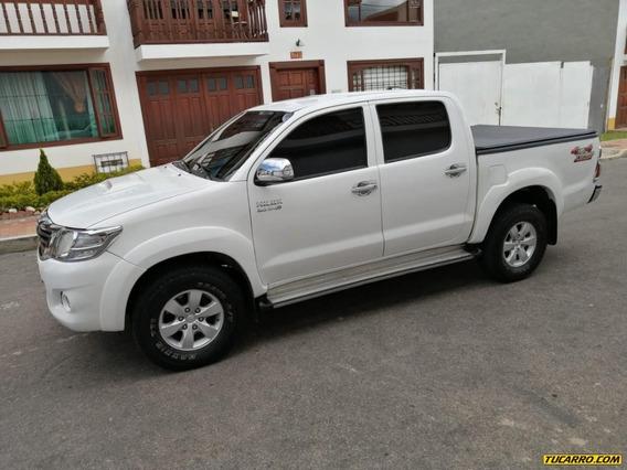 Toyota Hilux 3.0cc Mt 4x4 Aa
