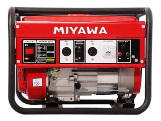 Grupo Generador Electrógeno Miyawa 2500 - Pintolindo