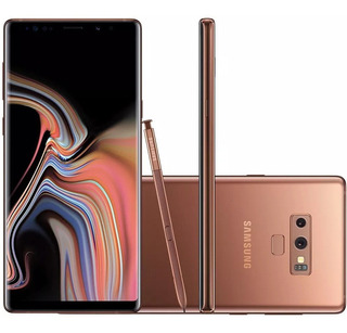 Samsung Galaxy Note 9 N9600z 512gb Dual 12mp Cobre 3