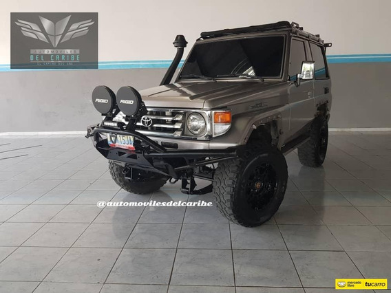 Toyota Macho 4x4 Sincronica