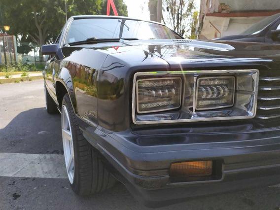 Lúcete, Con Este Ford Mustang Clásico Negro, 1982, Una Joya.