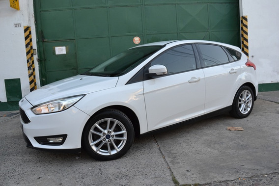 Ford Focus Iii 1.6 S 2016 50.000km Impecable, Permuto