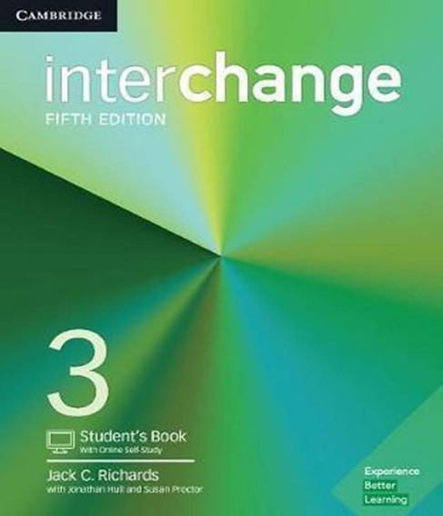 Interchange 3 - Student´s Book - 05 Ed