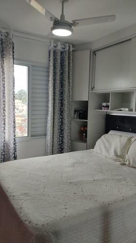 Apartamento Para Venda No Bairro Jardim Arujá Em Guarulhos - Cod: Ai22684 - Ai22684