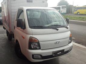 Hr Hyundai Gl 2.5 Tci 2017 Diesel Com Carroceria Baú
