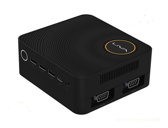 Computador Liva Ze Ultratop Dualcore N3350 4gb Ssd120gb Linu