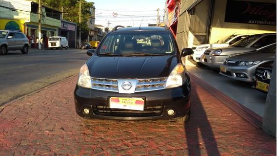 Nissan Grand Livina 1.8 Sl Aut 7 Lugares Vilage Automoveis