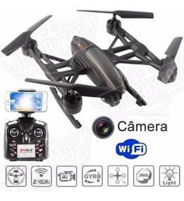 Drone Fq777 Ml2123 Inspire + Wifi Video Ao Vivo Fpv Altitude