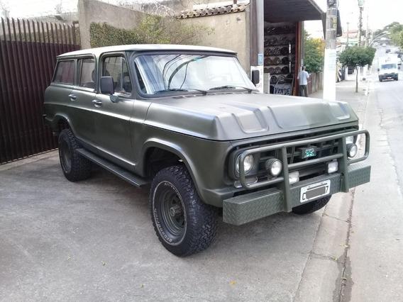 Veraneio 4x4 Diesel Turbo