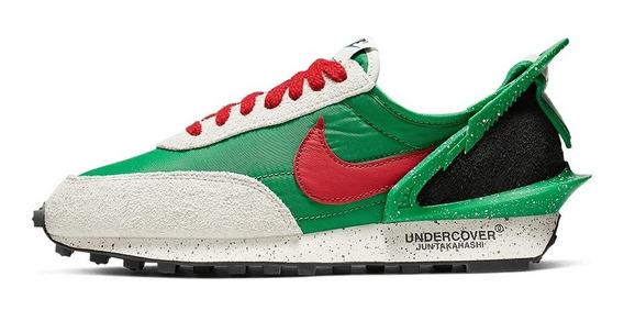Nike Daybreak X Undercover Lucky Green Red Br Og