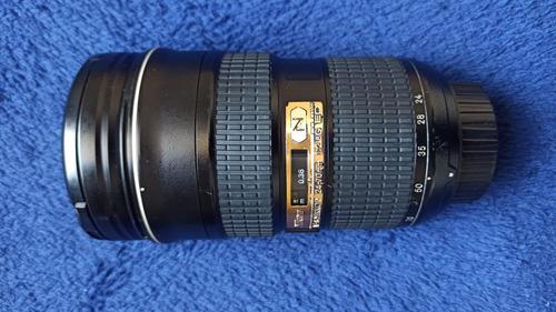 Lente Nikon 24-70