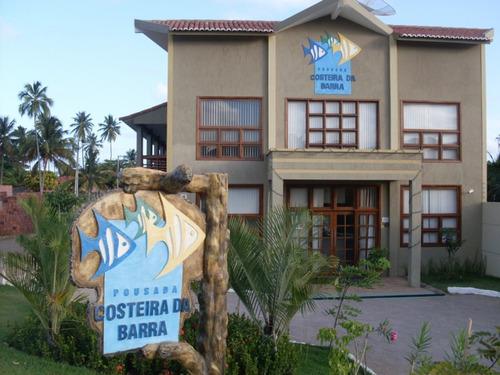 Imagem 1 de 21 de Pousada Na Melhor Praia De Maragogi - Imb638 - Imb638