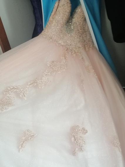 Vestido De Xv Super Moderno Y A Buen Precio!!