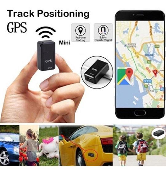 Mini Gps Rastreador Carro Longo Standby Dispositivo De Rastr