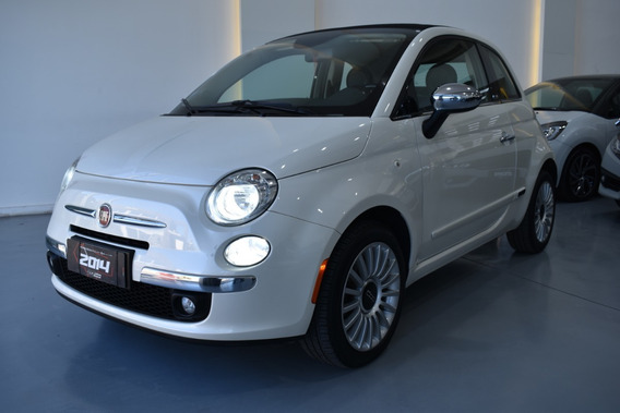 Fiat 500 1.4 Lounge 105cv At - Car Cash