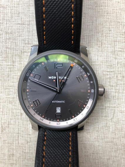 Relógio Montblanc Timewalker Utc Voyager