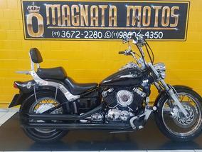 Yamaha Drag Star Xvs 650 - 2008 - Preta