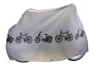 Funda Para Moto Bicicleta Matela Cubierta Impermeable Lluvia