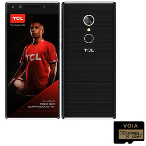 Smartphone Tcl T7, Tela 5.7 , 4g, Octacore, 32gb+sd 32gb