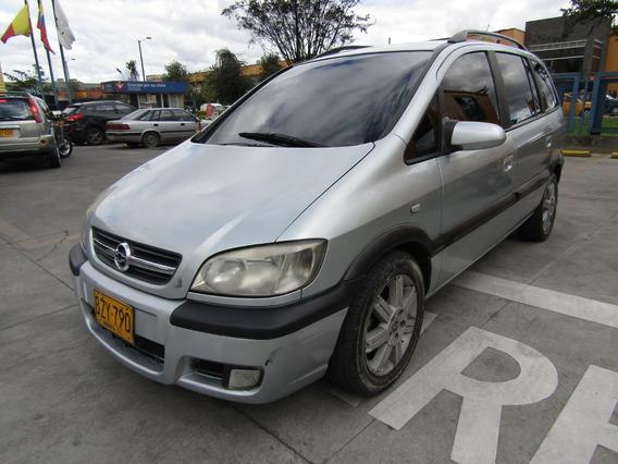 Chevrolet Zafira 4x2