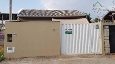 Casa Residencial Para Venda E Locação, Jardim Minda, Hortolândia. - Ca0377