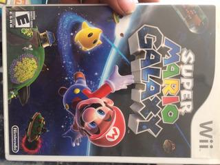 Súper Mario Galaxy Wii