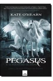 Pegasus E O Fogo Do Olimpo Volume 1 1ª Edição (2011)