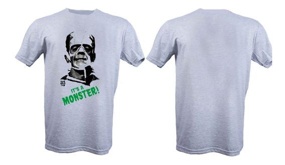 Remera, Monsters, Frankenstein Accoriginals