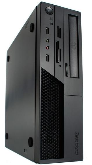 Cpu Pc Lenovo Thinkcentre M58p Core 2 Duo 3.0ghz Hd 320gb
