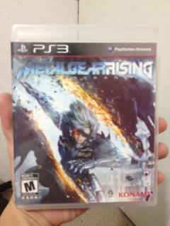 Metal Gear Rising - Ps3