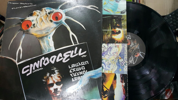 Disco Vinilo Roger Taylor Fun In Space 8 Puntos Queen Solist