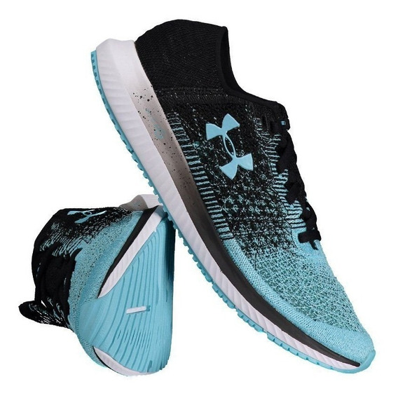 Tênis Under Armour Threadborne Blur Feminino Azul