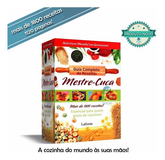 Livro Mestre-cuca Larousse Guia Completo 1800 Receitas!