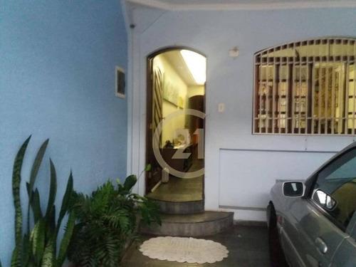 Sobrado Com 2 Dormitórios À Venda, 130 M² Por R$ 650.000,00 - Lapa - São Paulo/sp - So2891